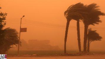 Photo of الأرصاد: رياح محملة بالأتربة تجتاح هذه المناطق اليوم