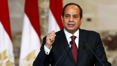 Photo of الرئيس عبد الفتاح السيسي يحذر المصريين من تحد خطر