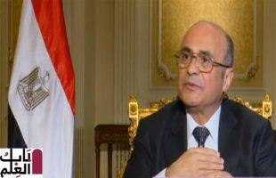 تعرف على السيرة الذاتية للمستشار عمر مروان وزير العدل الجديد 2020