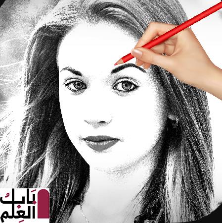 حول صورتك الى رسم بالقلم الرصاص مع الكثير من المزايا + راوبط التحميل2021