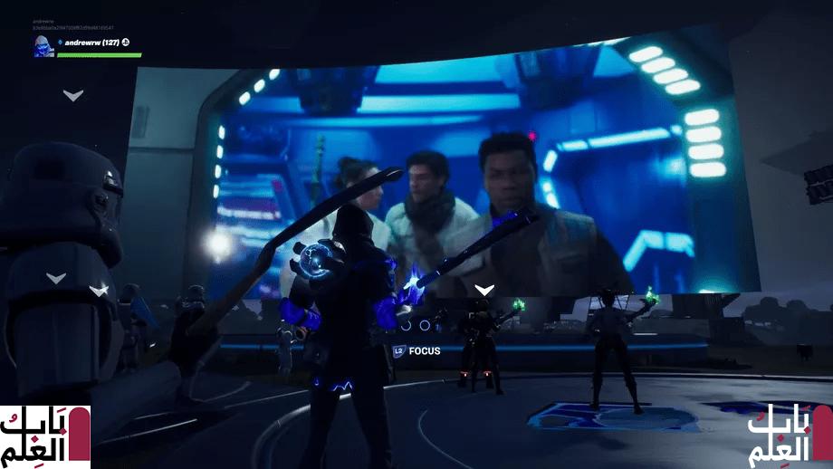تظهر JJ Abrams مقطع Star Wars