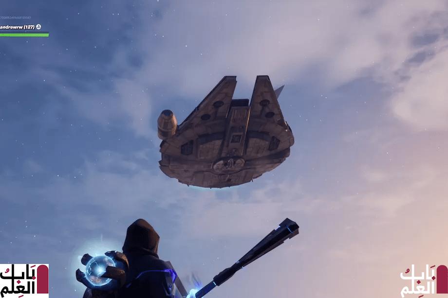 تظهر JJ Abrams مقطع Star Wars داخل Fortnite ، والآن أصبحت لعبة lightsabers في اللعبة2020