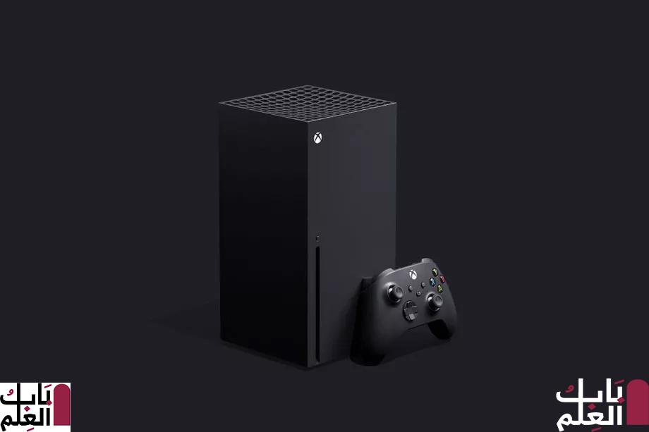 جهاز Xbox Series X هو جهاز كمبيوتر أساسي2020