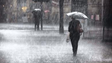 Photo of الأرصاد تحذر من الطقس حتى السبت وتناشد بتوخي الحذر من أمطار غزيرة ورعدية