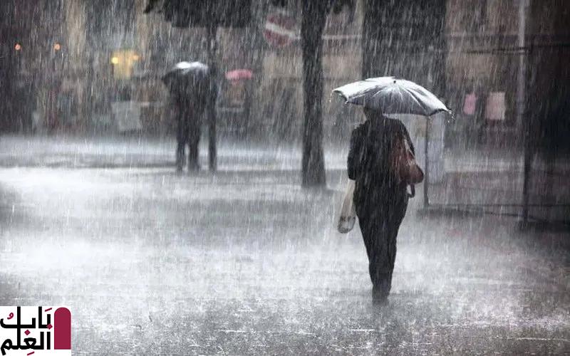 الأرصاد تحذر من الطقس حتى السبت وتناشد بتوخي الحذر من أمطار غزيرة ورعدية 2020
