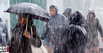 Photo of الأرصاد تحذر من انخفاض درجات الحرارة بطقس الـ24 القادمة وأمطار غزيرة ورعدية