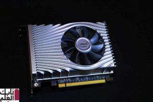 أول بطاقة رسومات من Intel