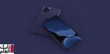 هاتف أيفون 12 سيصل بلون أزرق
