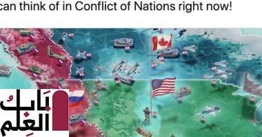 مستخدمو تويتر يشنون هجوما لاذعا على لعبة فيديو للحرب العالمية الثالثة 2020