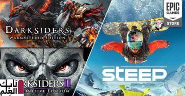 متجر Epic Games يفتتح العام الجديد بتوفير 3 ألعاب ممتازة مجانًا للاعبي PC