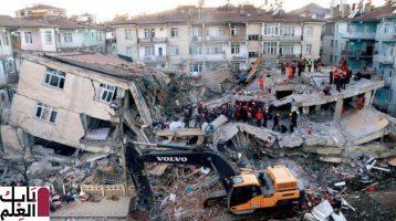 زلزال تركيا إنقاذ أم وإبنتها من تحت الأنقاض 2020