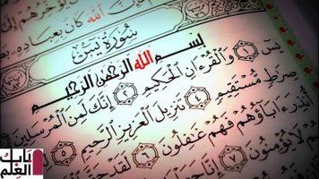 تحميل القرآن الكريم وبهامشه التفسير القويم (ملون) 2020