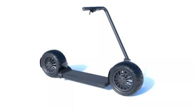 Photo of هذه الدراجة الكهربائية ذات الإطارات الدهنية البالغة 3،995 دولار فريدة من نوعها تمامًا