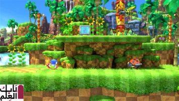 ألعاب مع Gold Sonic Generations