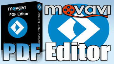 Photo of برنامج إنشاء وتحرير ملفات بى دى إف 2020 Movavi PDF Editor