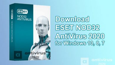 Photo of ESET NOD32 Antivirus 2020 Free Download