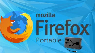 Photo of تحميل نسخه فايرفوكسMozilla Firefox Portable 53.0.3 Free  بدون تثبيت