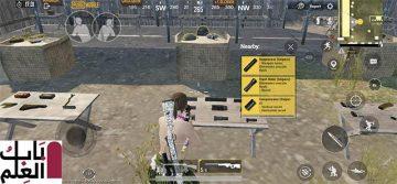 flash hider sniper rifles pubg mobile