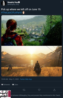 مطور The Last of Us 2