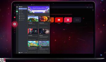 متصفح الألعاب يتحول Opera GX إلى 1 ؛ يجلب دعم Discord والمزيد