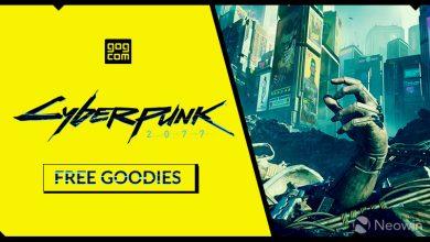 Photo of مجموعة Cyberpunk 2077 Goodies Collection مجانية للمطالبة بـ GOG حتى 4 يوليو