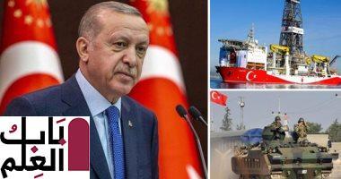 Photo of رواد مواقع التواصل يسخرون من أردوغان بعد فقدان غواصتين بالبحر المتوسط.. صور