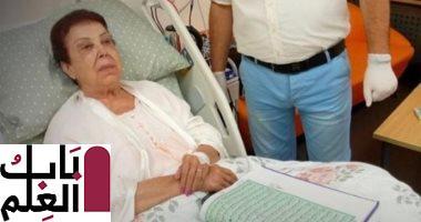 مصدر طبى بمستشفى أبو خليفة: الفنانة رجاء الجداوى تفقد الوعى 2020