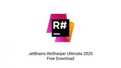 Photo of تحميل برنامج JetBrains ReSharper Ultimate 2020 Free Download