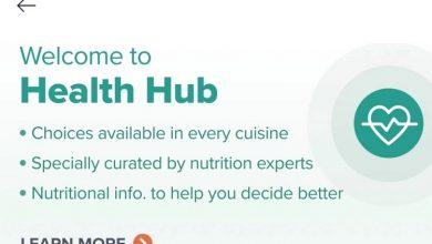 Photo of يضيف Swiggy مركزًا صحيًا يشرف على الطعام الصحي جنبًا إلى جنب مع القيم الغذائية