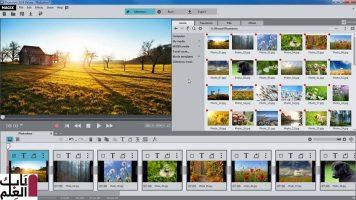 تحميل MAGIX Photostory 2020