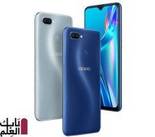 أوبو تطلق رسميا هاتف Oppo A12s