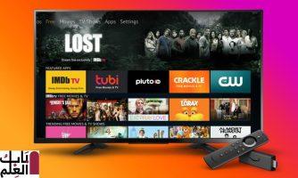 تحصل Amazon Fire TV على شعار نصي للمشاهدين الذين يعانون من ضعف في الرؤية 2020