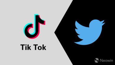 Photo of يقال إن Twitter يجري محادثات مع TikTok من أجل شراكه محتمله