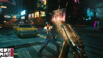 يتم استكشاف أسلحة Cyberpunk 2077 والخلفية الدرامية للبطل والمزيد