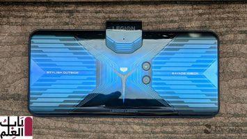 مراجعه شامله لهاتف Lenovo Legion Phone Duel unboxing والانطباعات الأولى 2020