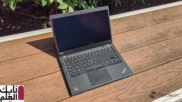فتح صندوق ومراجعه شامله جهاز Lenovo ThinkPad X13 AMD