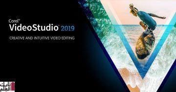 تحميل برنامج Corel VideoStudio  Ultimate 2019 v22.1 free نسخه مجانيه