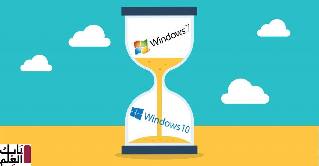 Windows Support Ends 1