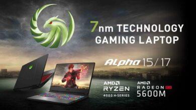 Photo of تقوم MSI بتحديث جميع أجهزة الكمبيوتر المحمولة من سلسلة AMD Alpha باستخدام Ryzen 7 4800H