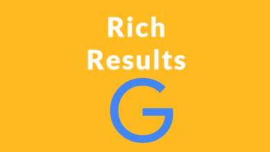 Photo of تنهي Google النتائج المنسقة للبيانات المهيكلة Data-Vocabulary.org