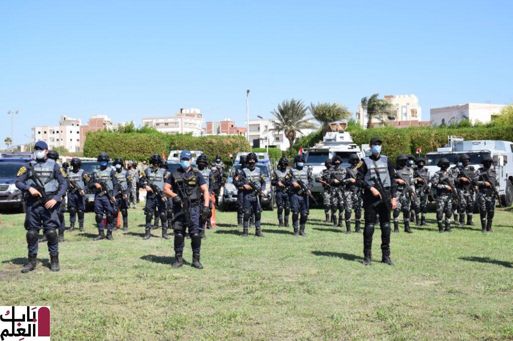 ترفع الداخلية حالة الاستنفار بمديريات الأمن لتأمين انتخابات مجلس النواب