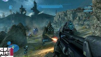 جلسة Halo 4 Insider ، وتضيف Halo Reach multiplayer
