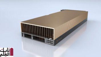 تقدم Nvidia وحدة معالجة الرسومات RTX A6000
