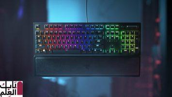 يقدم Razer لوحة المفاتيح السلكية BlackWidow V3 في نوعين مختلفين