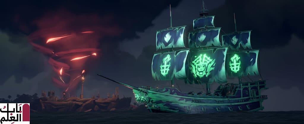 يقدم Sea of Thieves Fate of the Damned رحلات مخيفة والمزيد