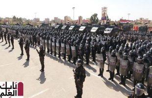 بالصور ترفع الداخلية حالة الاستنفار بمديريات الأمن لتأمين انتخابات مجلس النواب 2020