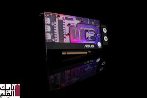 كشفت شركة EK و ASUS النقاب عن GeForce RTX 3090 و RTX 3080 و RTX 3070