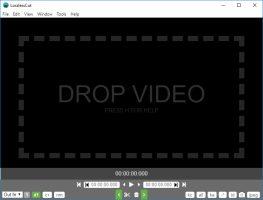برنامج LosslessCut 3.25.0 لقص الفيديوهات