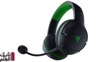 أطلقت Razer سماعتين جديدتين مصممتين لأجهزة Xbox