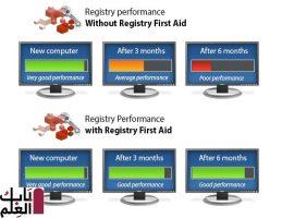 برنامج Registry First Aid Platinum 2020 نسخه مجانيه